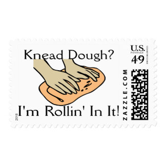 Rollin' Dough Postage Stamp