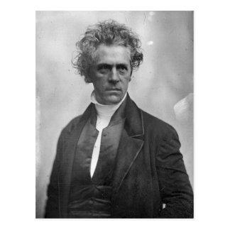 Rollin Heber Neal Portrait 1850 Post Card