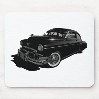 Rollin in the dark lowrider mouse pad