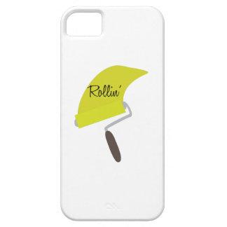 Rollin Paint iPhone 5 Case