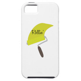 Rollin Paint iPhone 5 Covers