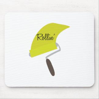 Rollin Paint Mouse Pad