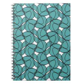 Rollin' Style Spiral Note Books