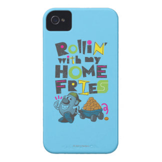 Rollin' with my Home Fries Case-Mate iPhone 4 Cases