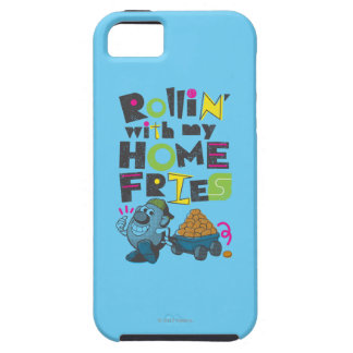 Rollin' with my Home Fries iPhone SE/5/5s Case