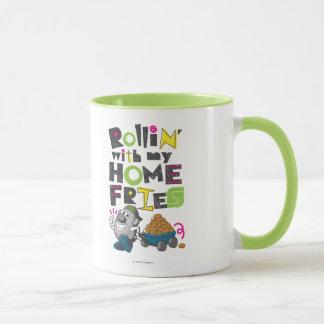 Rollin' with my Home Fries Mug