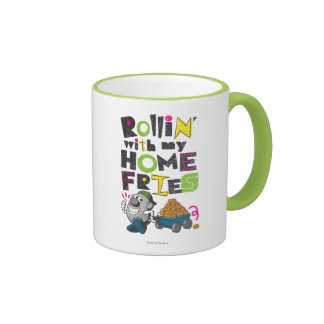 Rollin' with my Home Fries Ringer Mug
