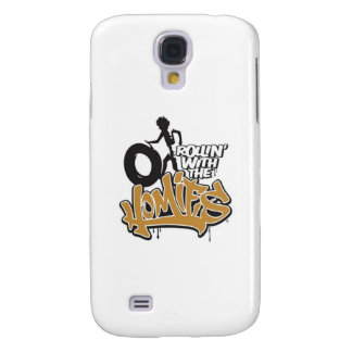 Rollin' with the Homies® Galaxy S4 Cover