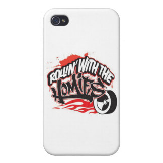 Rollin' with the Homies® iPhone 4/4S Cover