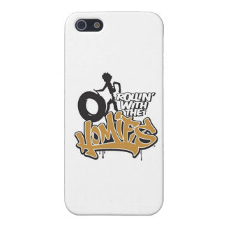 Rollin' with the Homies® iPhone 5 Case