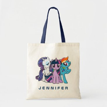 mylittlepony Rollin' with the Ponies Tote Bag