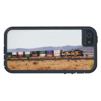 Rolling Across Texas-Train Box Cars iPhone SE/5/5s Case
