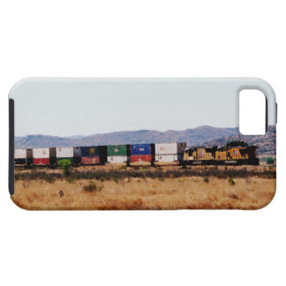 Rolling Across Texas-Train iPhone SE/5/5s Case