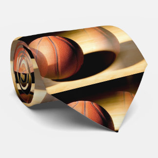Rolling Basketball Tie