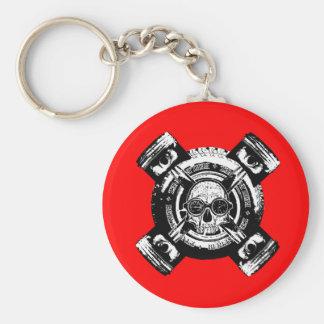 Rolling Bonez I Key Chain