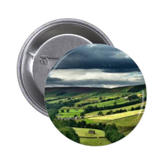 Rolling countryside view button
