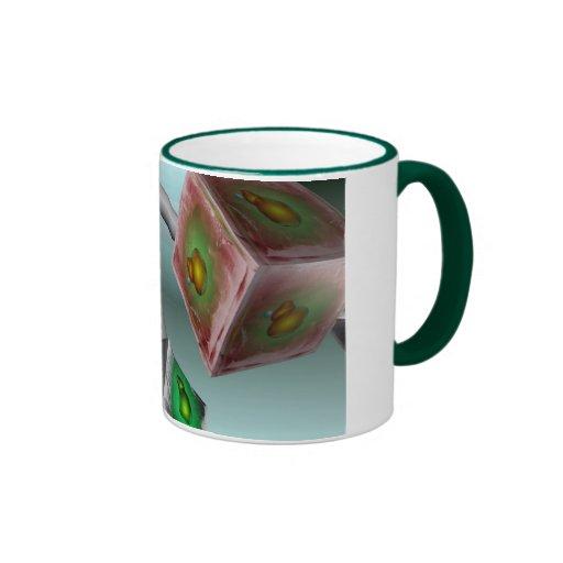 Rolling Cubes Mugs