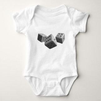 Rolling Dice Baby Bodysuit