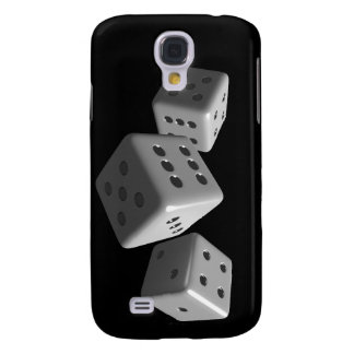 Rolling Dice Galaxy S4 Cover