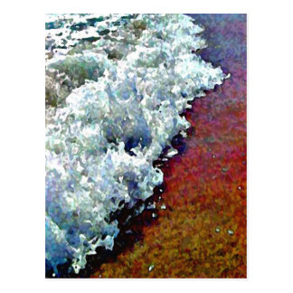 Rolling Froth Postcard