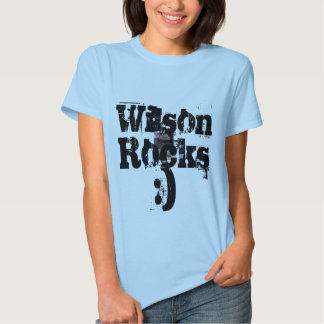 Rolling Hills Block Party Concert 1a, Wilson  R... Tshirt