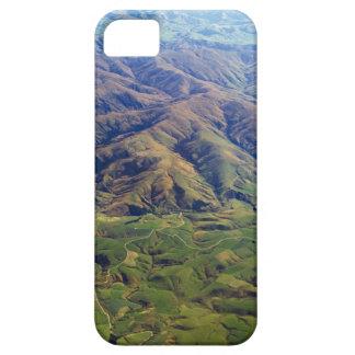 Rolling Hills en la región de Southland de Nueva Funda Para iPhone 5 Barely There