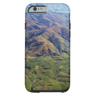 Rolling Hills en la región de Southland de Nueva Funda Para iPhone 6 Tough