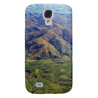 Rolling Hills en la región de Southland de Nueva Z Funda Para Galaxy S4