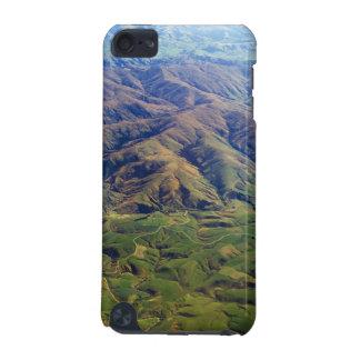 Rolling Hills en la región de Southland de Nueva Z Funda Para iPod Touch 5G