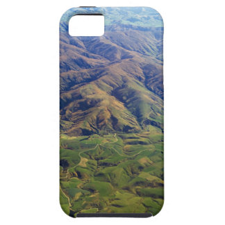Rolling hills in Southland Region of New Zealand iPhone SE/5/5s Case