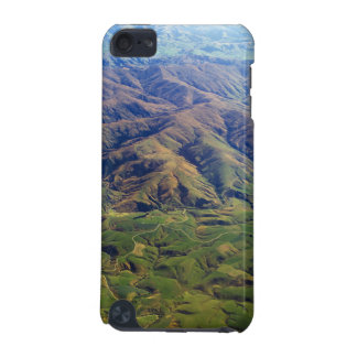 Rolling hills in Southland Region of New Zealand iPod Touch (5th Generation) Case