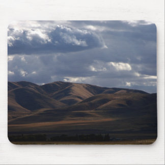 Rolling hills mouse pad
