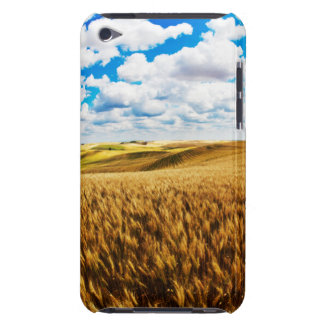 Rolling hills of ripe wheat iPod touch Case-Mate case