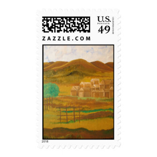 Rolling Hills Postage