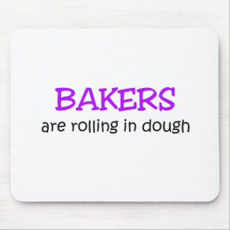 Rolling in Dough Mouse Pad