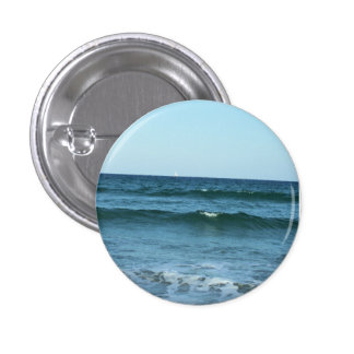 Rolling Ocean Waves Button