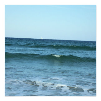 Rolling Ocean Waves Photo Print