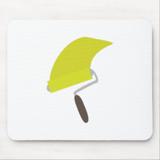 Rolling Paint Mouse Pad