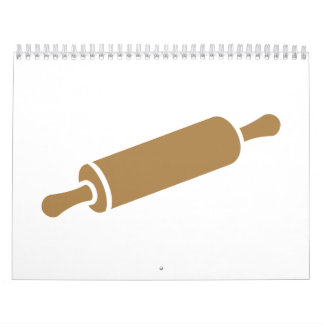 Rolling pin calendar