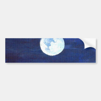 Rolling Sea - CricketDiane Ocean Art Bumper Sticker