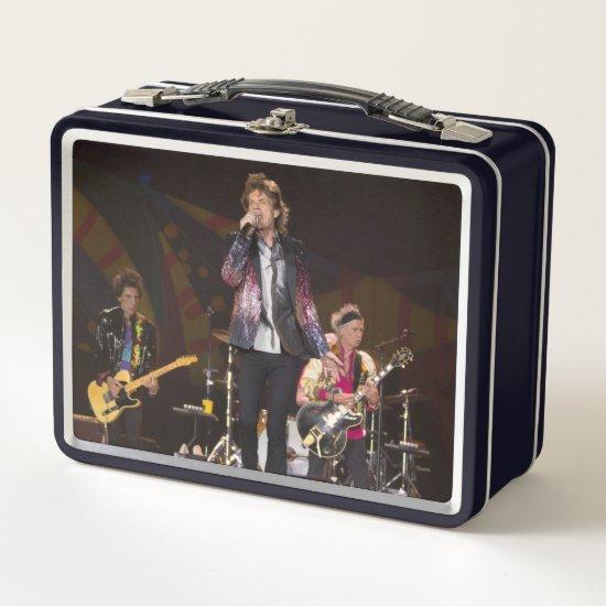 Rolling Stones | America Latina Olé Stadium Tour Metal Lunch Box