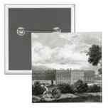 Rolling the Lawns at Hampton Court Palace Pinback Buttons