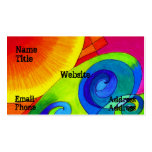 Rolling Wave Business Card