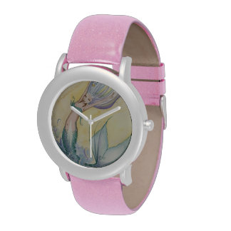 Rolling with the Waves Mermaid Watch