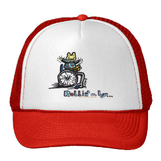 Rolln' Truker Hat