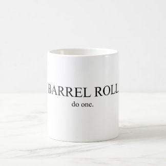 Rollo de barril 2 taza