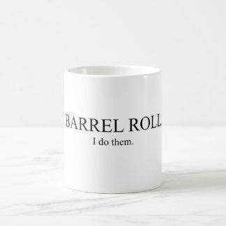 Rollo de barril 3 taza clásica