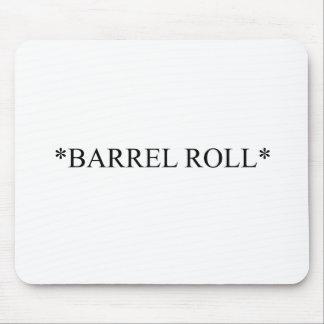 Rollo de barril 6 tapetes de ratón