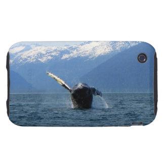 Rollo de barril del Humpback Funda Though Para iPhone 3