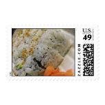 Rollo de California - sushi vegetariano Sello